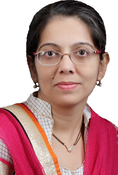 Dr. Anjali A. Pradhan, Consulting Homoeopath & Yoga Therapist, Vile Parle East, Mumbai, India